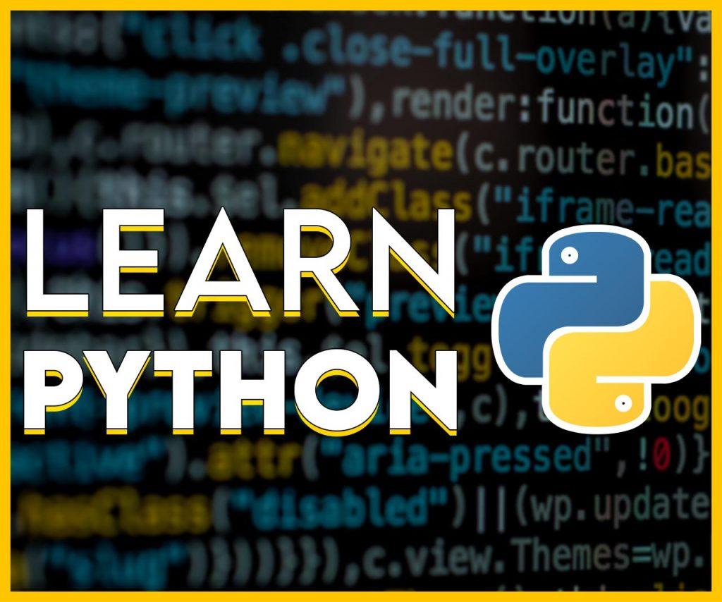 python programming in 5 mins