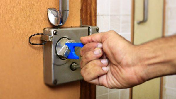 Contactless Door Opener Tool