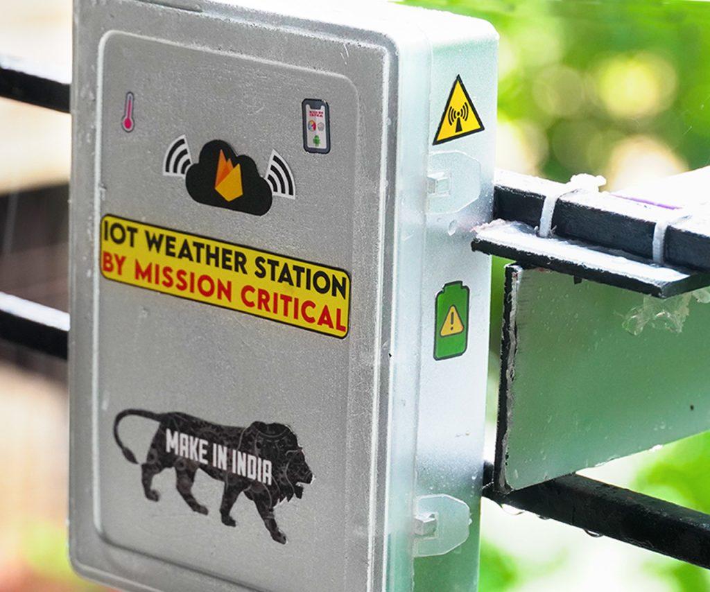 diy weather station
